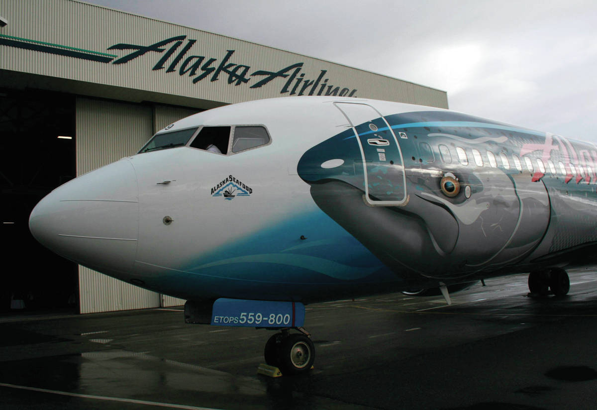 Alaska Air Group reports Q3 2017 results